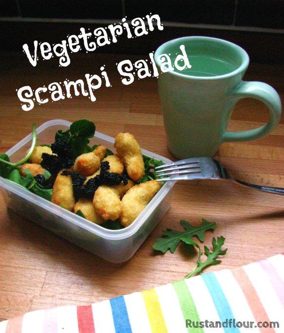 Scampi Salad