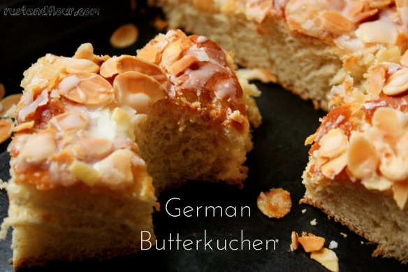 German Buttercake