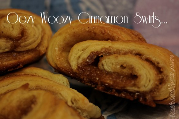 Vegan Cinnamon Rolls Detail